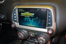 mylink system into a camaro view full gallery