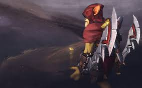 dota 2 bounty hunter dragoon gaming