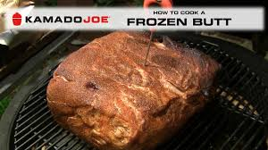 heat up a frozen cooked boston
