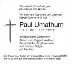 Anzeigensuche Pforzheimer Zeitung