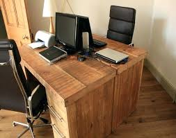office desks wood. Home Office Furniture Wood Brilliant Remarkable Desk Desks Regarding Reclaimed F