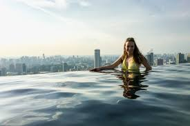 infinity pool singapore hotel. Marina Bay Sands Infinity Pool: The World\u0027s Largest Rooftop Pool  In Singapore Infinity Pool Singapore Hotel