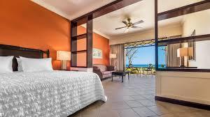 Ocean Bedroom Deluxe Garden Ocean View Le Meridien Ile Maurice Mauritius
