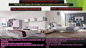 CHILDREN BEDROOM FURNITURE ...