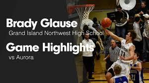 Game Highlights vs Aurora - Brady Glause highlights - Hudl