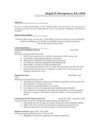 Sample Surgical Nurse Resume Medical Surgical Nurse Resume Example