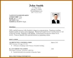 Resume Bio Example Examples Data And Template Samples Free Sample Beauteous Resume Bio