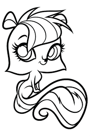 Coloring Pages: lps coloring pages. Lps Horse Coloring Pages ...