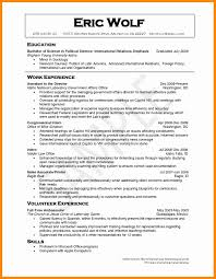 Resume Samples Hospital Volunteer Sample Job Objective Photo