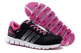 adidas running shoes women. women adidas cc modulate running shoes black pink larger image
