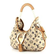 louis vuitton inventeur bag. louis vuitton limited edition in monogram canvas and natural leather inventeur bag