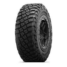 Atv True Tire Height Chart Bfgoodrich Mud Terrain T A Km3 Tires