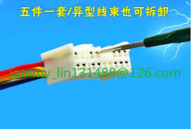 wiring harness removal tool wiring diagrams mashups co How To Remove Pins From Wire Harness new automotive wiring harness terminal removal tools car sound maintenance navigation tail wire harness cd tools how to remove metal pins from wire harness