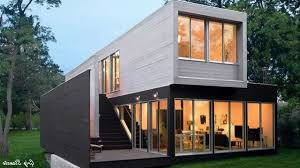 22 Modern Shipping Container Homes Around The World 4 House Awesome  Shipping Container House Design
