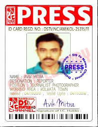 Sangbadik Mitra Journalist Facebook Editor Reporter Press - Avik Home