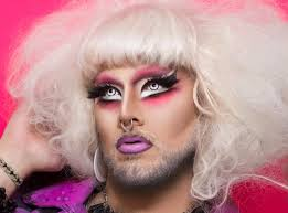 join us as sham payne local drag queen teaches us about the art of drag makeup one lucky volunteer will have their makeup applied
