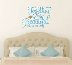 Together Is A Beautiful Place To Be Quote Best Of Together Is A Beautiful Place To Be Family Wall Stickers Quote Vinyl