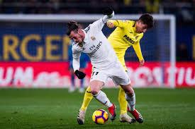 Villarreal vs Real Madrid 2-2 Highlights & Goals - 3.1.2019