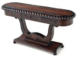 Image Regency Sofa Table Antique Woodland Creek Furniture Meditterranean Carved Sofa Table Tuscan Rustic Old World