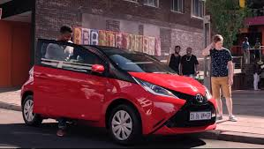 Toyota Aygo Gets Worshiped in South Africa Commercial - autoevolution