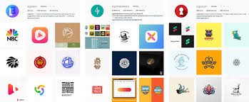 the 18 best insram accounts for logo design inspiration