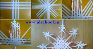 paper snowflakes 3d creative ideas make 3d paper snowflake crazzy craft