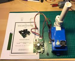model steam smoke generator radio controlled rc boat