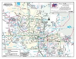 phoenix arizona city map  phoenix arizona • mappery