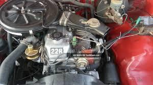 22R toyota motor specs