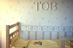 fine design wood letter wall decor 9 letters unfinished baby nursery custom monogram ideas of unpainted