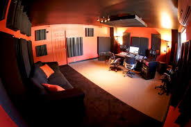 acoustic design for the home studio. studio dmi mix board recording acoustic treatments design for the home