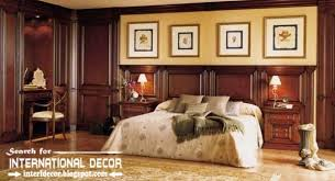 wood wall panels for luxury bedroom interior design bedroom wood wall panel
