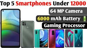 top 5 smartphone under 12000 in 2021