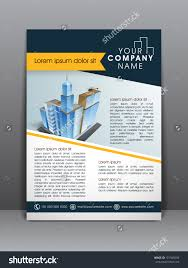 professional business flyer template corporate banner stock vector professional business flyer template or corporate banner design can be use for publishing print