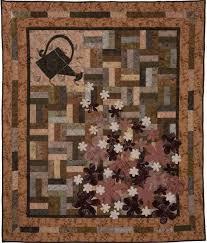 395 best Quilts - Mixed Technique images on Pinterest | Quilting ... & Serenity Garden - Quilt Patterns Equipment/Supplies Bag Patterns Long &  Lean Series Much More! Adamdwight.com