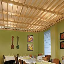 Wood Ceilings, Planks, Panels | Armstrong Ceiling Solutions  Commercial