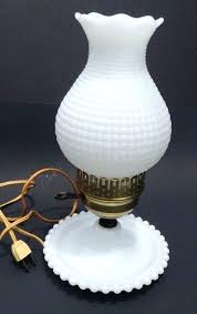 antique milk glass lamp milk lamp table hurricane table antique vintage lamp milk glass electric hobnail antique milk glass lamp milk glass lamp shade