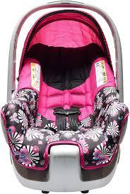 evenflo nurture infant car seat belle