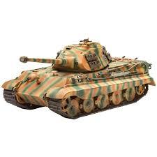 <b>Сборная модель танка</b> Tiger II Ausf. B <b>Revell</b> 1:72 (3138 ...