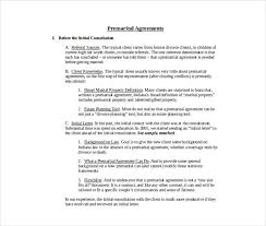 9 Prenuptial Agreement Examples Pdf Doc Examples