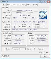 Core 2 Duo Performance Chart Intel Chip Sets Intel Core 2 Duo E6550 Review And Overclocking