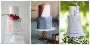 15 Marble Wedding Cakes Marble Wedding Cake Designs