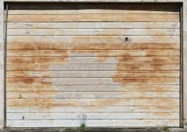 white garage door texture. Rusty White Metal Roll Up Door Garage Texture O