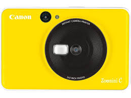 Фотоаппарат Canon Zoemini C <b>Bumble</b> Bee Yellow 3884C006 ...