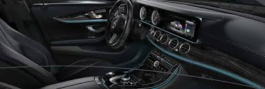 Here is a cabin that properly fits in with what you would expect. 2017 Mercedes Benz E Class Interior Mercedes Benz Of Georgetown