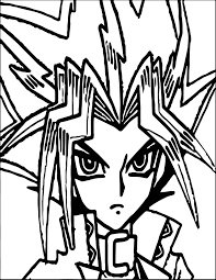Small Picture Yugioh Coloring Pages Wecoloringpage