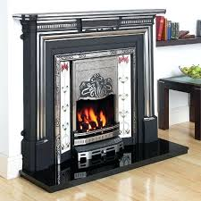 oxford cast iron fireplace insert gas fire for existing inset gas fire inset cast iron fireplace