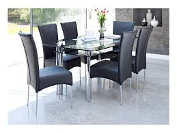 full size of bathroom breathtaking black glass dining table set 20 4 seater for chairs
