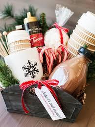 diy gourmet holiday gift baskets