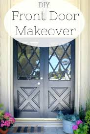 diy front door makeover